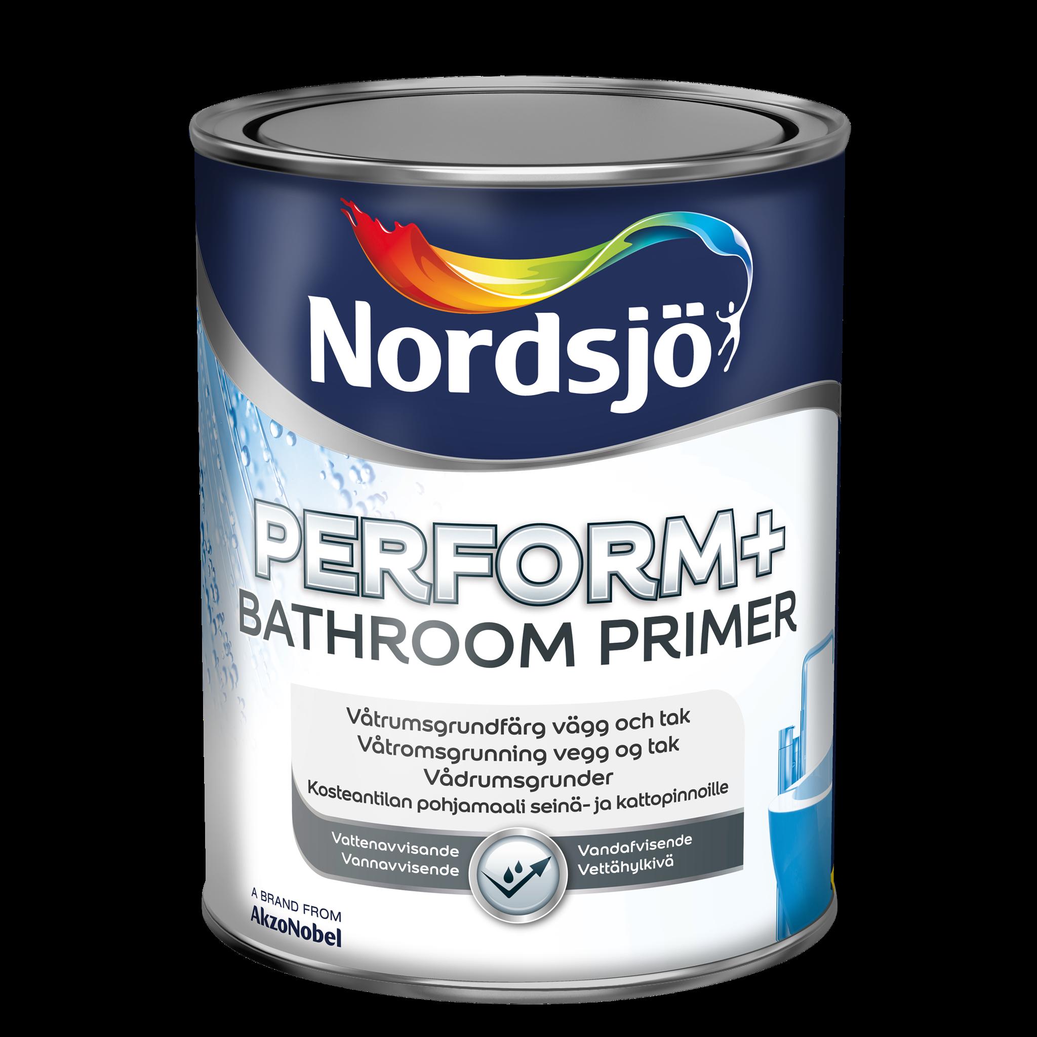 Nordsjö Perform+ Bathroom Primer