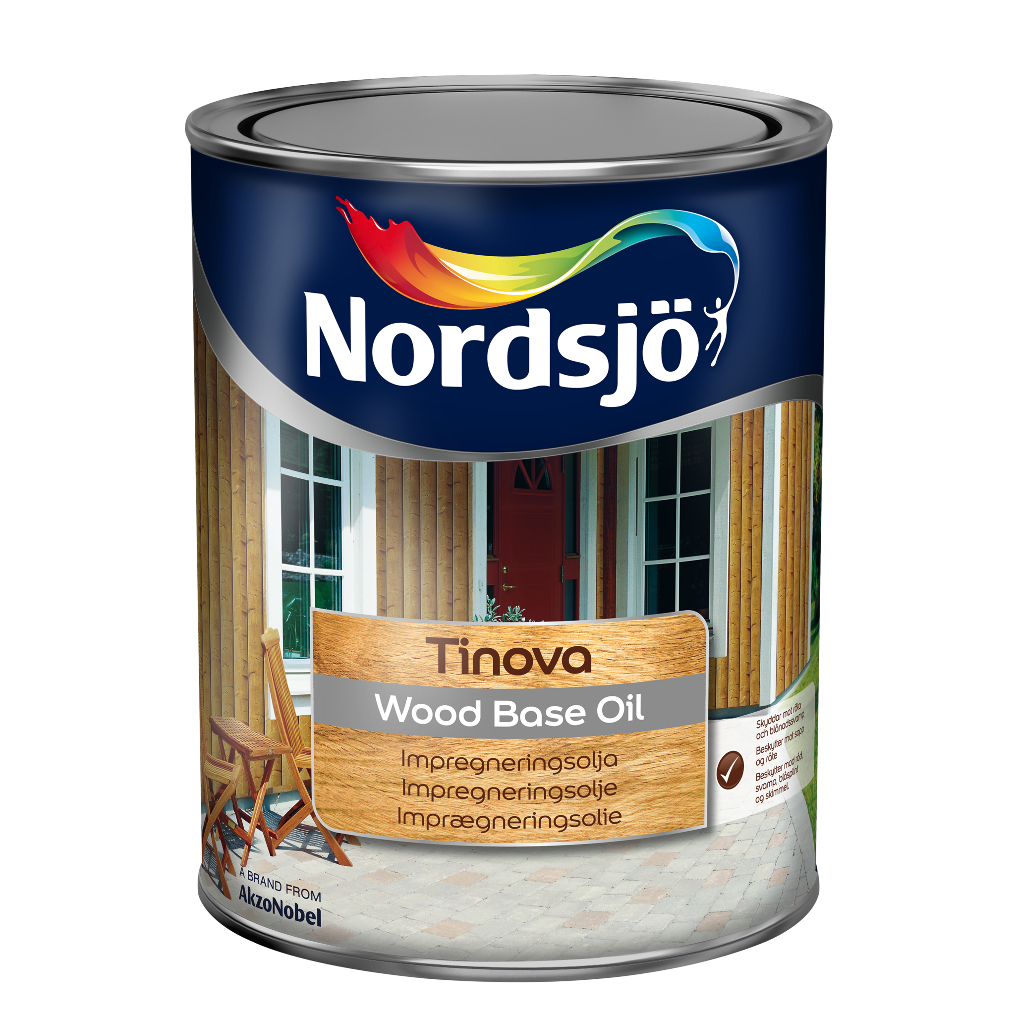 Nordsjö Tinova Wood Base Oil
